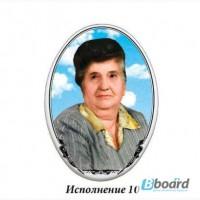 Фото на памятник - инновационное производство по приемлемым ценам в Киеве и области