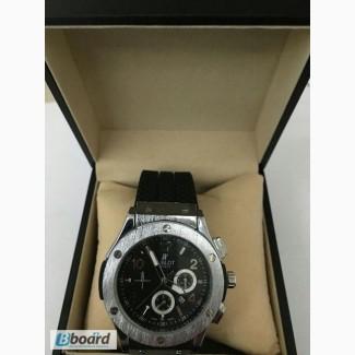 Купить Часы Hublot (Хублот) серебристые оптом от 100шт