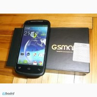 Мобильный телефон Gigabyte GSmart GS202+ brown Смартфон