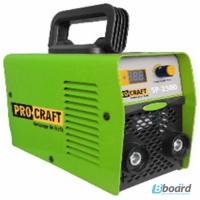 Инверторный Сварочный аппарат Pro-Craft SP-250D для работ при установке гбо