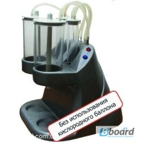 Аппарат для приготовления кислородных коктейлей МИТ-С (2х канальный)