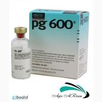 ПГ – 600 (PG-600), 1 фл. х 5 мл (1 доза) + растворитель 5 мл, Intervet (Нидерланды)
