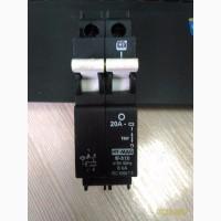 Гидромагнитный автоматический выключатель QF-2(13) 20A C2