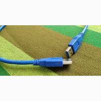 Кабель USB 3.0 папа - папа 60см