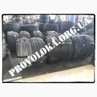 Проволока вязальная ОК без покрытия термически обработанная от 0, 8мм до 8, 0 мм