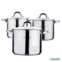 Наборы посуды для кухни,посуда BergHOF, Сook Co, KaiserHoff, SWISSBOSH, Wellberg