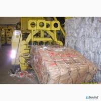 Пресс для вторсырья (макулатуры, ПЭТ) Аvermann Avos 80 тонн