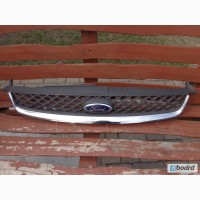 Решетка радиатора хромированная FORD Fiesta MK6 02-08 бу ориг Авторазборка Форд Фиеста