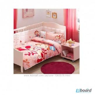 Набор в кроватку для младенцев Тас Strawberry