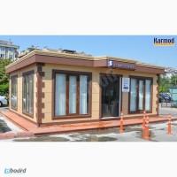 Модульные офисные контейнеры Karmod в Киеве, Украина