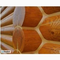 Герметизация швов деревянных домов Украине, Одесса
