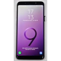 Смартфон Samsung Galaxy S9+Экр. 6, 2дюй. 2 сим, 13МР.8яд.64гб.13мп.Вьетнам