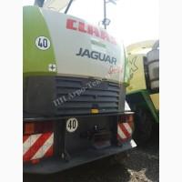 Claas Jaguar 870 (Клас Ягуар 870) кормоуборочный комбайн
