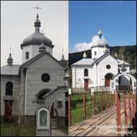 Фарбування дахів/Покраска крыш