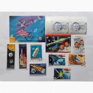Продам марки коллекции и поштучно