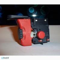 Кнопка включения на перфоратор Craft CBH 950W и его аналоги