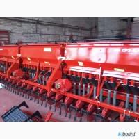 Сеялка зерновая СЗ-5.4 рядового посевая сеялка СРЗ-5, 4