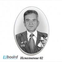 Качественная фотокерамика на памятник, крест по оптимальной денежной стоимости в Одессе