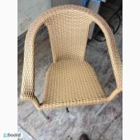 Продам кресла из ротанга искусственного бу для ресторана, кафе, бара