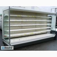 Холодильные регалы б/у европейского качества