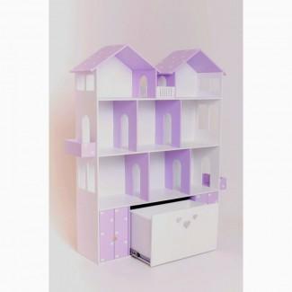 Кукольный домик для Барби) Отличный подарок Вашей девочке