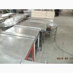 Нейтральное оборудование б/у. ( мойки, столы, стеллажи, станции, полки)
