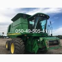 Зернозбиральний комбайн Джон Дір John Deere 9750 STS (2001 р.) ціна