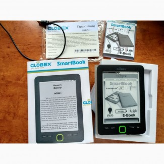 Эл книга Globex SmartBook