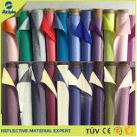 Продам светоотражающую ткань, цвет черный, полиэстер для пошива одежды, оптом и розница