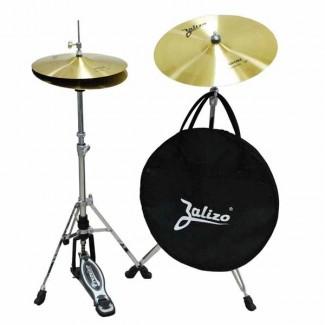 Набор тарелок для барабанов Zalizo Bronz set No.1