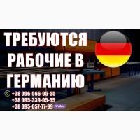 1200-1500€ Трeбуются рабoчиe в Германию. Легальнo. Oткрываeм визу