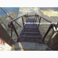Лестница к воде, Киев