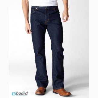 Джинсы Levis 517 Boot Cut Jeans - Rinsed (США)