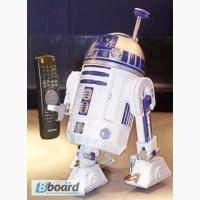 Интерактивный робот R2-D2 с голосовым управлением