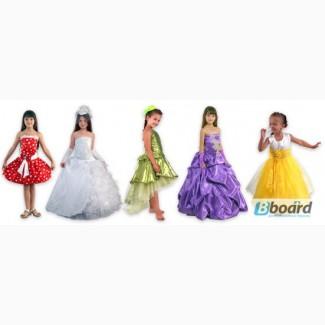 Вечерние платья для маленьких принцесс от Fine Dress