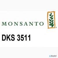 Семена кукурузы МОНСАНТО ДКС 3511 (Monsanto DKS 3511)