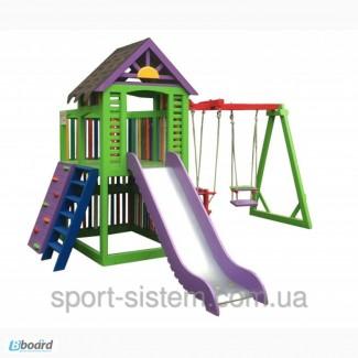 Гладиолус детская площадка для улицы, качели, горка