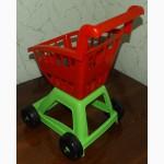 Игрушечная тележка с корзиной - супермаркет Orion