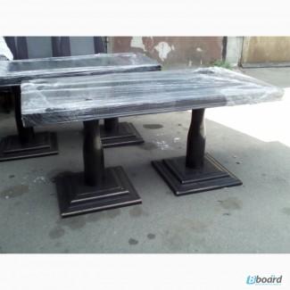 Столы деревянные лакированные бу