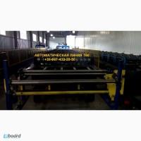 Автоматическая линия б/у для изготовления профнастила Т60