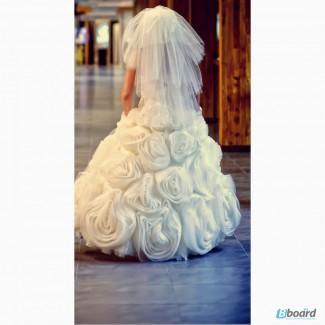 Продам Свадебное платье, одето один раз, в отличном состоянии