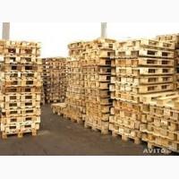 Организация покупает б/у деревянные поддоны (в т.ч. требующие ремонта)