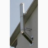 Модульные дымоходы от производителя