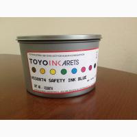 Флуорисцентные краски защитные (видимые в уф излучении) для офсетной печати
