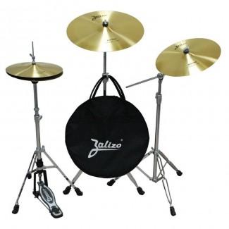 Набор тарелок для барабанов Zalizo Bronz set No.2