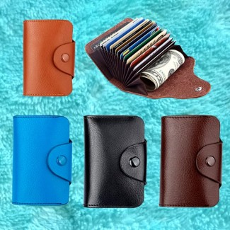 Кредитница, держатель, кошелек для карточек