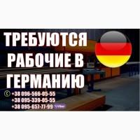 1200-1500 €/мec. на руки. Рабочие в Германию. Открываем визу
