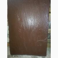 Импортная плита 900*600*30 мм, сочный коричневый цвет