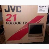Продам ламповый телевизор JVC 21 AV-2104TE