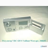Регулятор погодозависимый VRC 420S Vaillant West арт. 300655